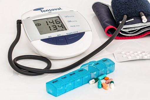 hoge bloeddruk en voeding