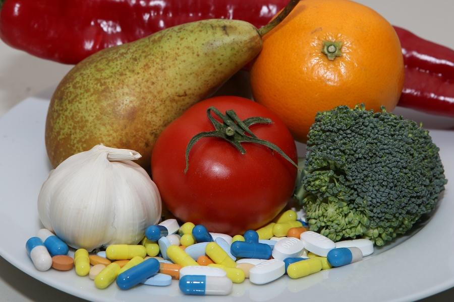 vitaminen en mineralen supplementen