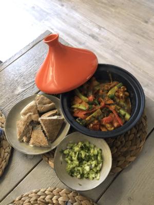 Marokkaanse groentestoofpot